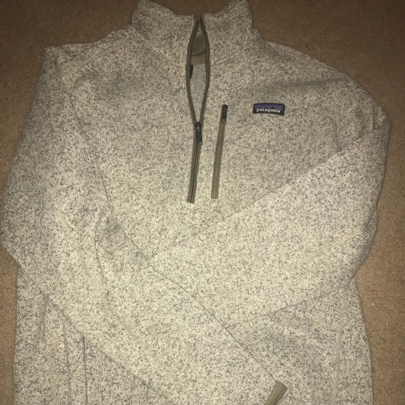 Patagonia Sweaters Mens Better Sweater 14 Zip Fleece Poshmark